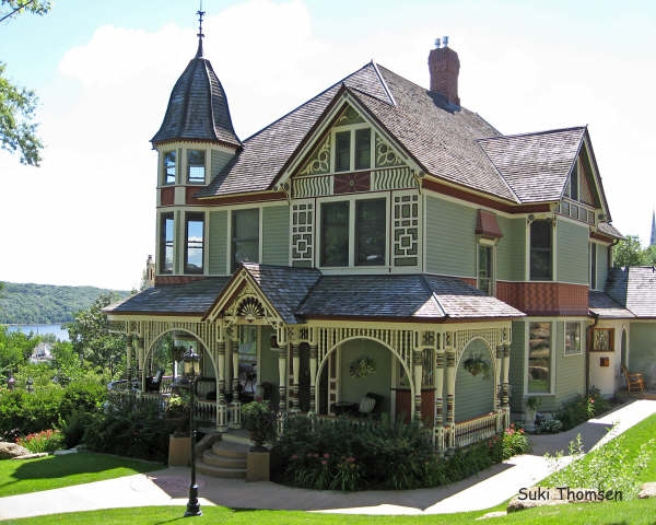 City of stillwater hpc hhls website property information for Victorian house facts